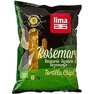 Lima Tortillas au Romarin Bio 90 g