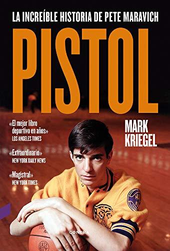 Pistol por Mark Kriegel