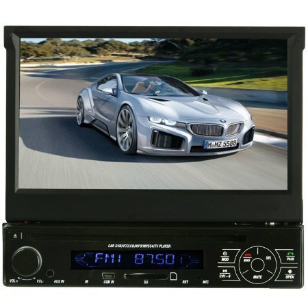 Absolute AVH4000 In-Dash 7-Inch Touchscreen TFT-LCD Monitor with DVD