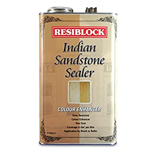 Resiblock Natural Stone Sealer Colour Enhancer, 5lt