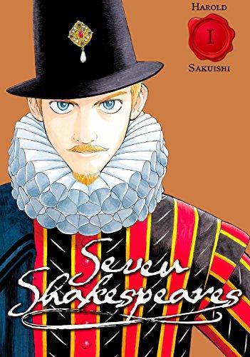 Seven Shakespeares Vol. 1 (comiXology Originals) por Harold Sakuishi