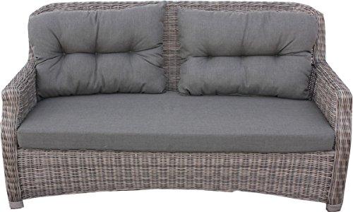 Loungesofa, Kissen H: 10 cm