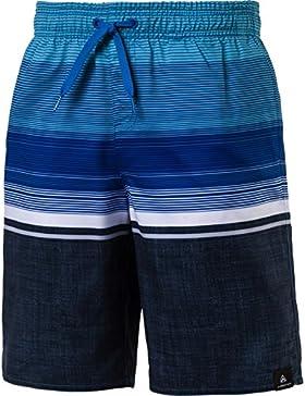 Firefly KN de pantalones cortos Delton, blue dark, 140