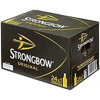 Strongbow original NRB 24 x 330ml (paquete de 24 x 330 ml)