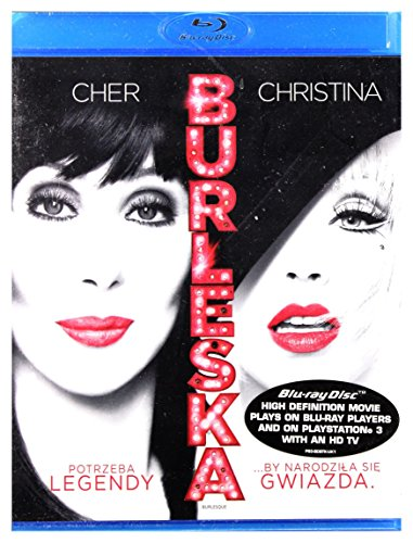 Burlesque [Blu-Ray] [Region B] (IMPORT) (Pas de version française)