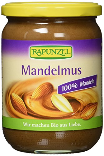 Rapunzel Mandelmus, 1er Pack (1 x 500 g) - Bio