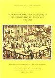 Memorias políticas y económicas del consulado de Veracruz (1796-1822) (Publicaciones de la Escuela de Estudios Hispanoamericanos)