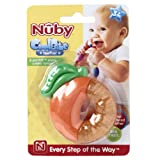Nuby Teether-Fruit (Colours and Shapes M...