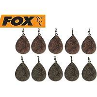 Fox Flat Pear 3.25oz//92g Karpfenblei Blei