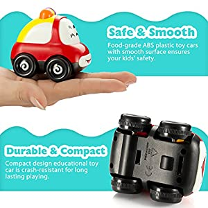 Pictek Toys Vehicles, 3Pack New Version