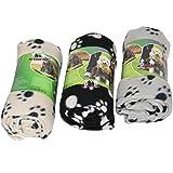 120 x 80cm Hundedecke Heimtierdecke Haustierdecke Tierdecke Hund Decke Liegedecke