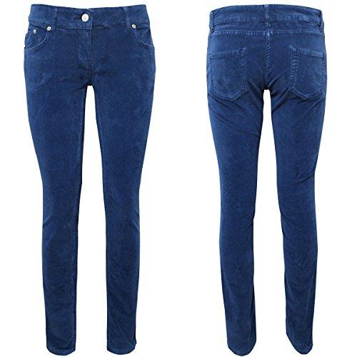 Pantaloni - Kerri Corduroy BLUE MID