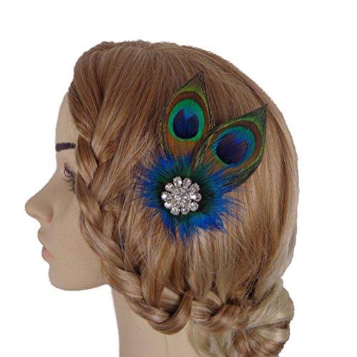 jelinda® Femmes de mariée cheveux Bibi Clip Bandeau