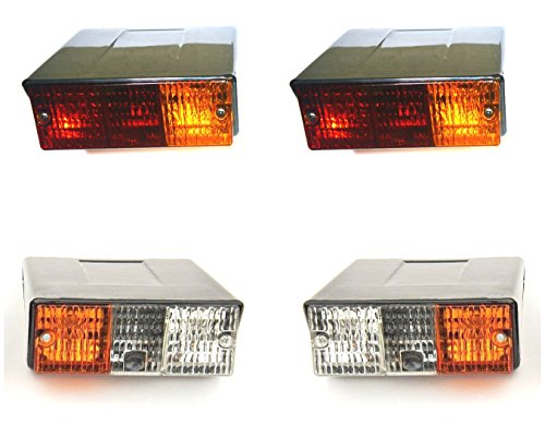 Preisvergleich Produktbild Fahr Duetz Zugmaschinen-set, HECK (LINKS) & & Front RECHTS (links/rechts) & -11002402A11002502 12 V)