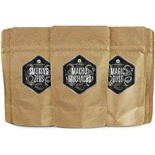 BBQ-Rub Testpaket mit 18 Beuteln