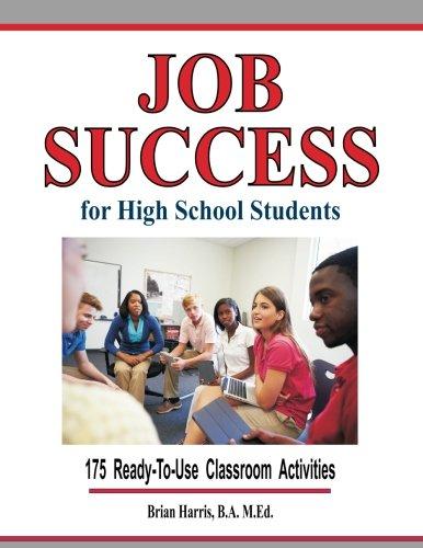 Job Success For High School Students