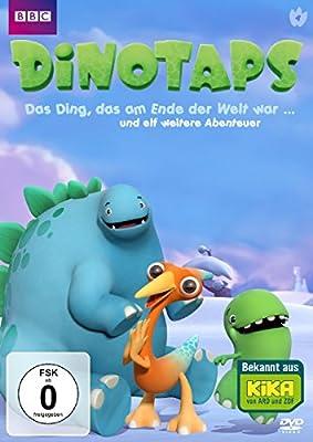 Dinotaps - Das Ding, das am Ende der Welt war