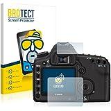 2x BROTECT Matte Protector Pantalla para Canon EOS 5D Mark II Protector Mate, Película Antireflejos