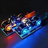 MAJOZ Jeu de LED Lumière pour Bloc de Construction - Kit De Lumière A LED Compatible avec Ideas TRON : L'Héritage - 21314 (N'inclut Pas Le modèle )