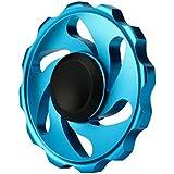 Hand Fidget Spinner Toy, Oyedens Tri Fidget Hand Spinner Cube EDC Jouet Pour Adultes Enfant à Grande Vitesse 1-3 Minutes Spins Main Spinners-Stress Reliever Reducer Anxiété