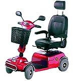 Elektrofahrzeug E-60 für Senioren | führerscheinfrei | Sitz schwenkbar | 6 km/h | 400 W Motor | 40 km Reichweite | e-Scooter - Elektromobil - Seniorenmobil