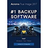 Acronis TI3XB2UKS True Image 2017/EN/WIN,MAC/3PC's Software