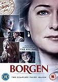 Borgen (Complete Season 3) - 3-DVD Set ( The Fortress (The Castle) - Season Three ) [ NON-USA FORMAT, PAL, Reg.2 Import - United Kingdom ] by Bjarne Henriksen