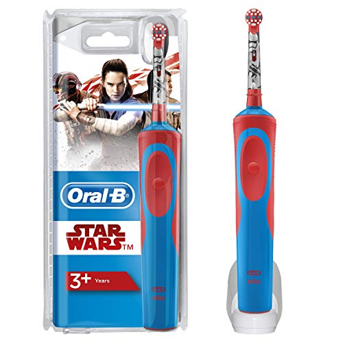 Oral-B Spazzolino Elettrico per Bambini Star Wars con Personaggi