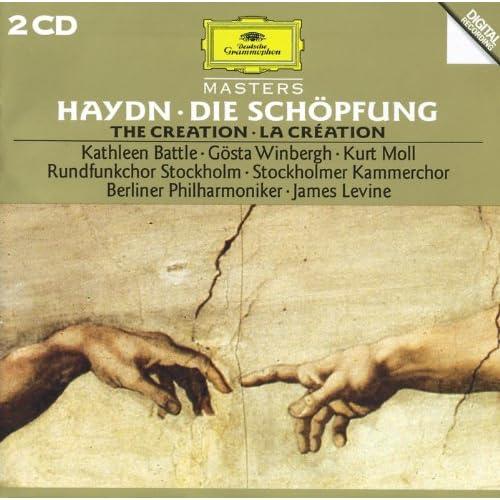 """Haydn: Die Schöpfung Hob. XXI:2 / Zweiter Teil - 22. Arie: """"Nun scheint in vollem Glanze der Himmel"""" (Raphael)"""