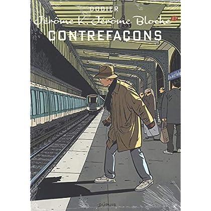 Jérôme K. Jérôme Bloche - tome 27 - Contrefaçons (Edition spéciale)