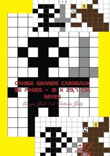 cahier-grands-carreaux-96-pages-21x-297-cm-interieur-seyes-ecole-couverture-brillante-geek-design-1