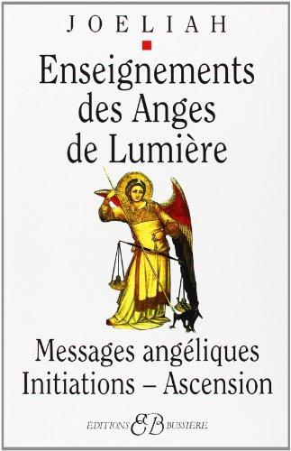 Enseignements des anges de lumière