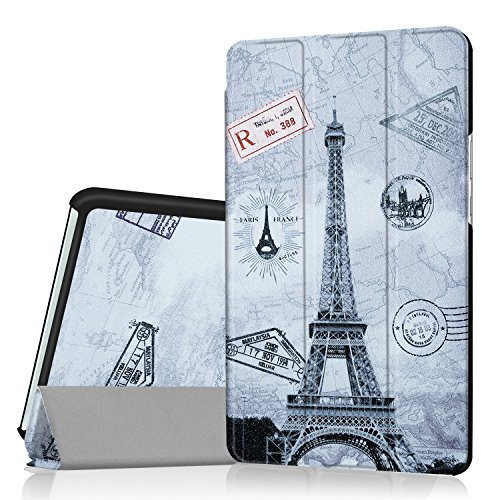 Huawei MediaPad M3 8.4 Hülle, IVSO Ultra Schlank Superleicht Ständer Slim Leder zubehör Schutzhülle für Huawei MediaPad M3 8.4 Tablet-PC perfekt geeignet (Muster-09)
