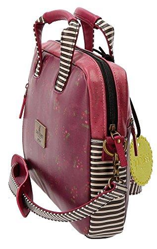 Imagen de gorjuss heartfelt  escolar, 33 cm, 4.54 litros, rosa alternativa