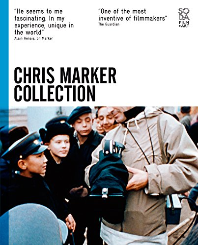 Bild von The Chris Marker Collection [Blu-ray] [Import anglais]