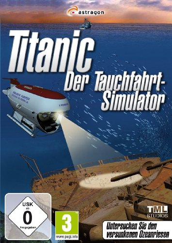 Titanic Der TauchfahrtSimulator