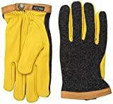 Hestra Handschuhe Deerskin Wool gelb (510) 10