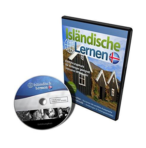 Isländisch Lernen - Einführungskurs - eBook und MP3 Audio