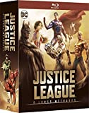 Justice League - 5 feature films Blu-Ray...