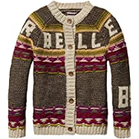 Scotch R'Belle Chunky Hand Knitted, Cardigan Bambina