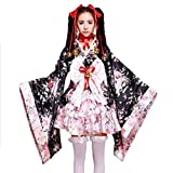 The Maid Costumes is made of 100% polyster fiber,which breathable and soft touch. you could wear it on any cosplay party,or as class service,or even as daily wear dress. It has 1-color, 6-Size, We strive to make our service accurate as possible.