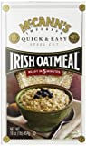 McCann's Irish Oatmeal, Quick & Easy, Steel Cut Oats, 16 oz (454 g)
