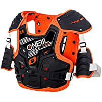 O'Neal PXR Stone Shield Protektoren Jacke Offroad Motocross Enduro MX Panzer Rücken Brust, 0734-1