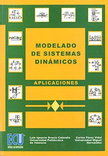 Modelado de sistemas dinámicos. Aplicaciones por Carlos Pérez Vidal