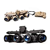 FMA Airsoft Hunting Tactical GPMVG 18 Night Vision Goggles DUMMY NVG Model No Function
