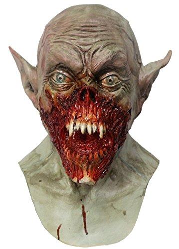 Kostüme Ghoulish (Jeasun Verwesender Zombie Maske Über Kopf Herren Gruseliger Werwolf Mask,)