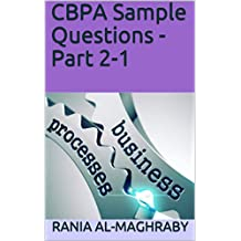 CBPA Sample Questions - Part 2-1