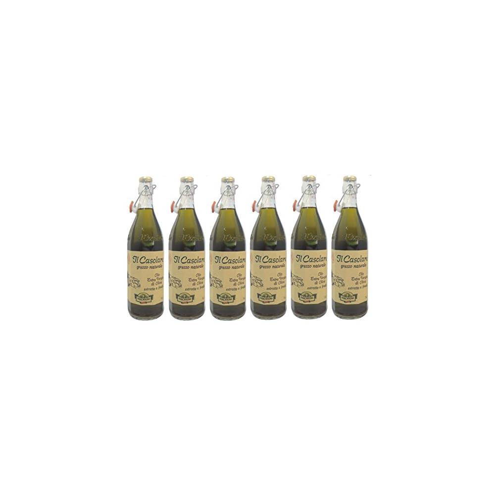Olivenl Farchioni Il Casolare 6 X 1liter Extra Nativ Kaltgepresst