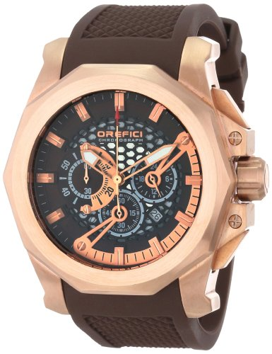 Orefici Unisex ORM2C4807 Gladiatore Strong Bold Powerful Italian Watch