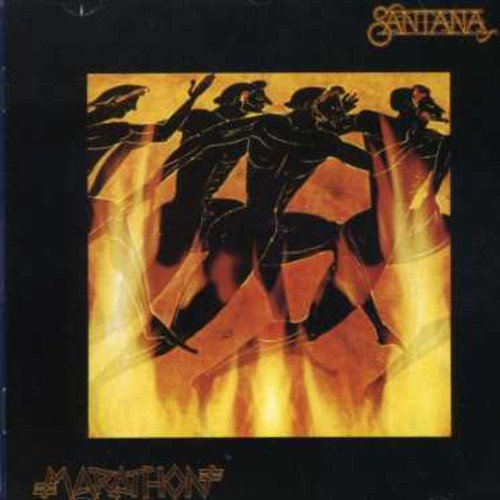 Santana: Marathon (Audio CD)